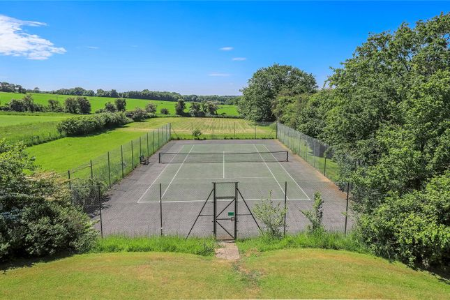 Detached house for sale in Longwood, Owslebury, Winchester, Hampshire