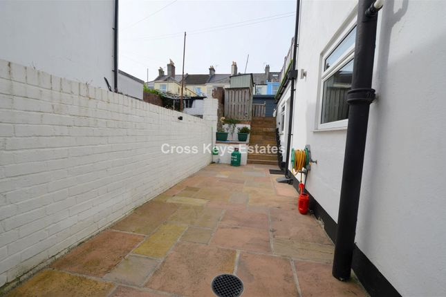 Yard A of Wilton Street, Stoke, Plymouth PL1