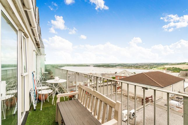 Thumbnail Flat for sale in Brunel View, Old Ferry Road, Saltash