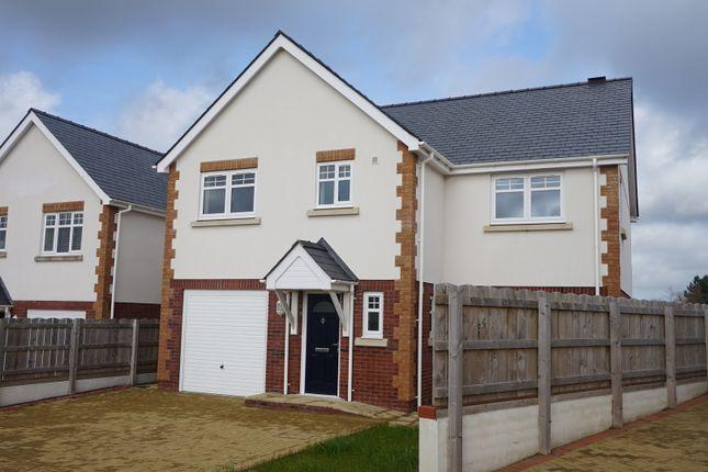 Thumbnail Detached house for sale in Cae Gethin, Llanfairpwllgwyngyll