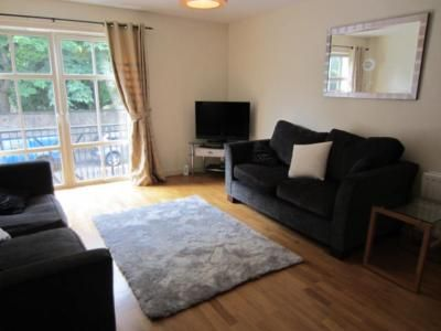 Thumbnail Flat to rent in Balmoral Square, First Floor Left