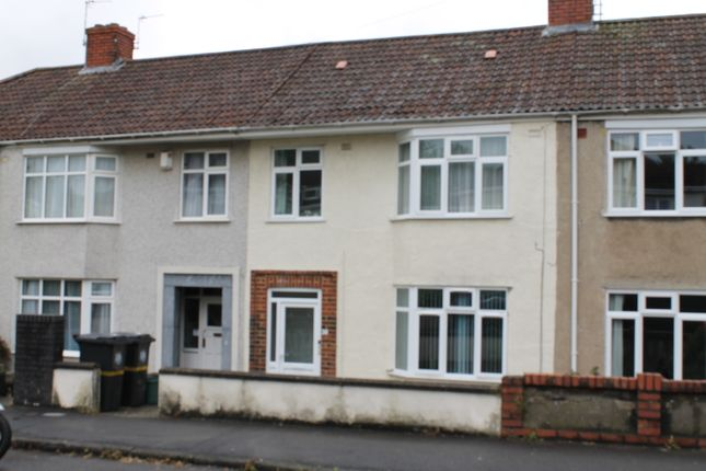 Thumbnail Maisonette to rent in Sherwell Road, Brislington, Bristol