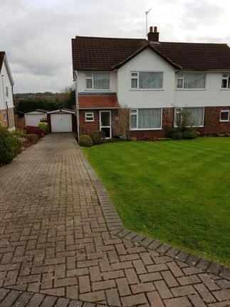 Thumbnail Semi-detached house to rent in Wentworth Close, Farnborough, Orpington
