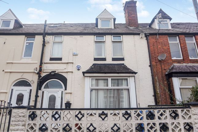 Front View of Derby Road, Salford M5
