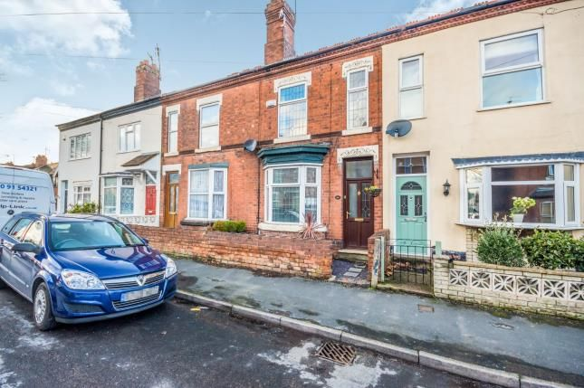 Thumbnail Terraced house for sale in Borneo Street, Walsall, West Midlands