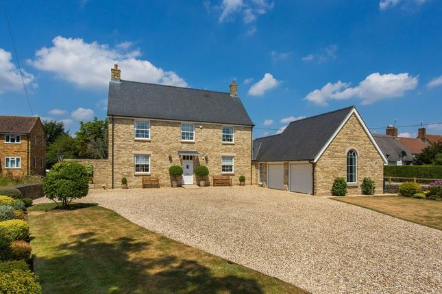 Thumbnail Detached house for sale in Barrow Road, Shippon, Abingdon