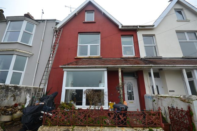 Thumbnail Town house for sale in Clement Terrace, Tenby