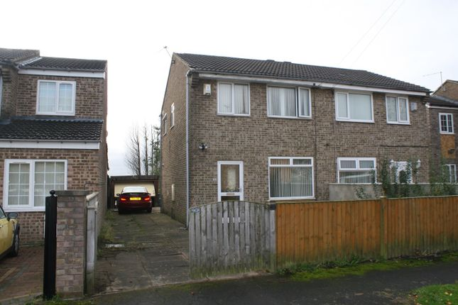 Thumbnail Semi-detached house to rent in Wyndham Avenue, Bradford