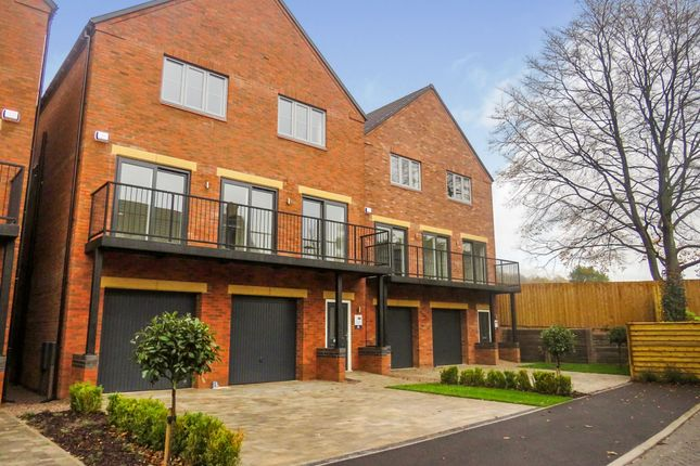 Thumbnail Detached house for sale in Wood Lane, Gedling, Nottingham