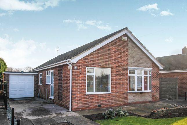 Thumbnail Bungalow for sale in The Parkway, Willerby, Hull