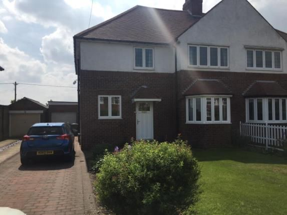 Thumbnail Semi-detached house for sale in Cheviot View, Ponteland, Northumberland, Tyne & Wear