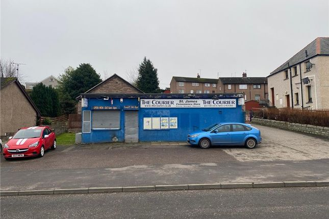 Thumbnail Retail premises to let in 35A, St James Road, Forfar