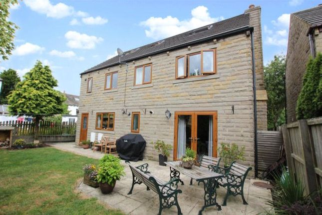 Thumbnail Detached house for sale in Scopsley Lane, Whitley, Dewsbury