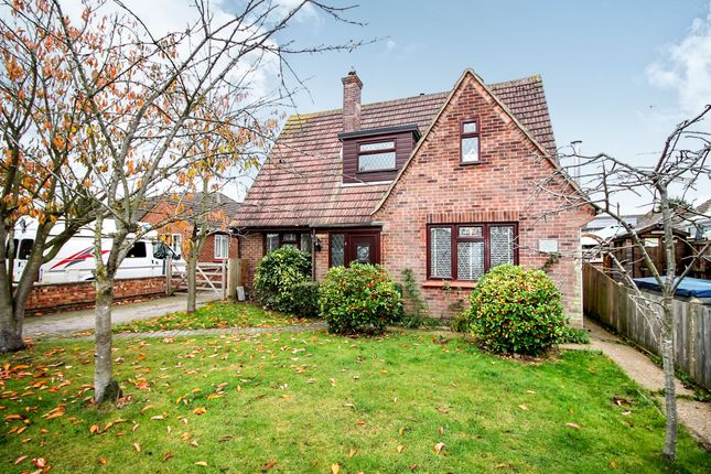 Thumbnail Detached house for sale in Alanbrooke Road, Colchester