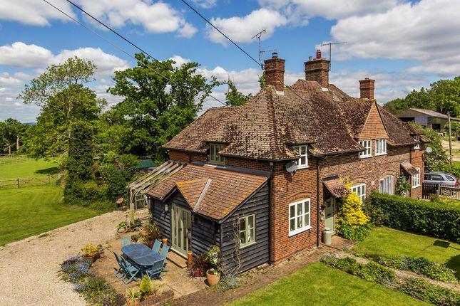 Thumbnail Semi-detached house for sale in Pigdown Lane, Hever
