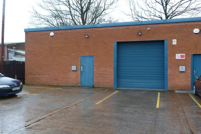 Thumbnail Light industrial to let in Peel Terrace, Stafford
