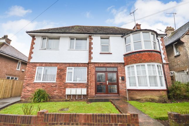 Thumbnail Flat to rent in Raveena, Terminus Road, Terminus Road, Bexhill On Sea