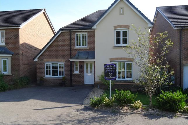 Thumbnail Property to rent in Cadwal Court, Llantwit Fardre, Pontypridd