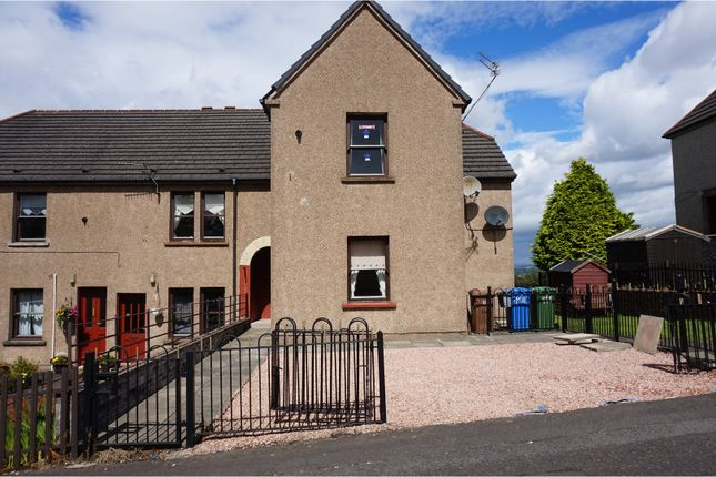 Thumbnail Flat for sale in Dean Road, Bo'ness
