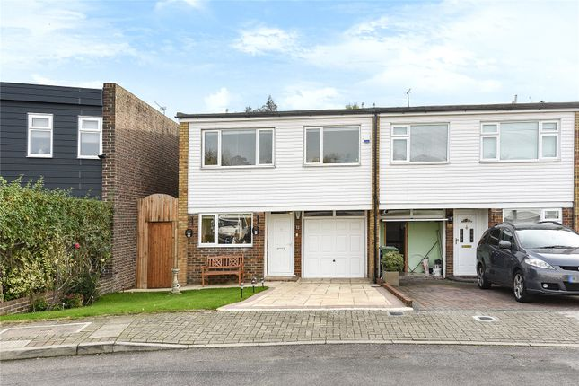 4 bed end terrace house for sale in Lankton Close, Beckenham