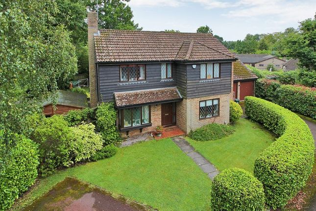 Thumbnail Detached house for sale in Mayfield, Worth, Crawley, West Sussex