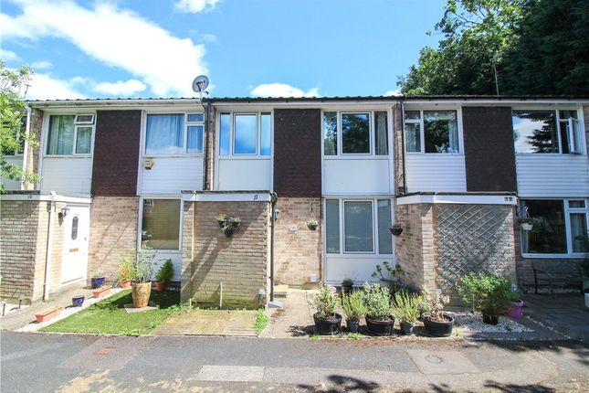 Thumbnail Terraced house for sale in Maple Close, Blackwater, Camberley