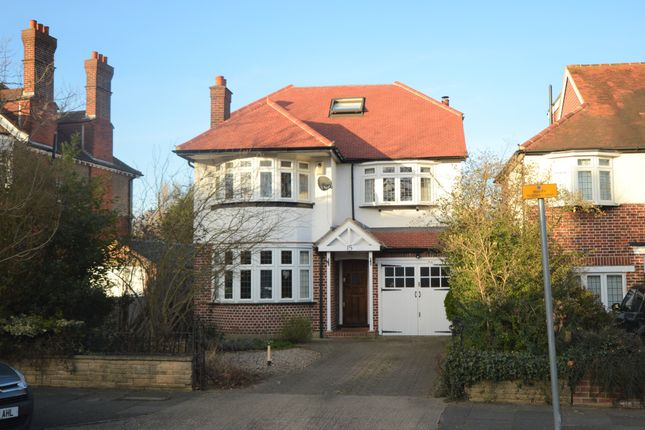Thumbnail Detached house for sale in Southborough Road, Surbiton