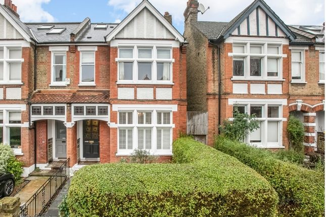 6 bed semi-detached house for sale in Fawnbrake Avenue, Herne Hill, London SE24