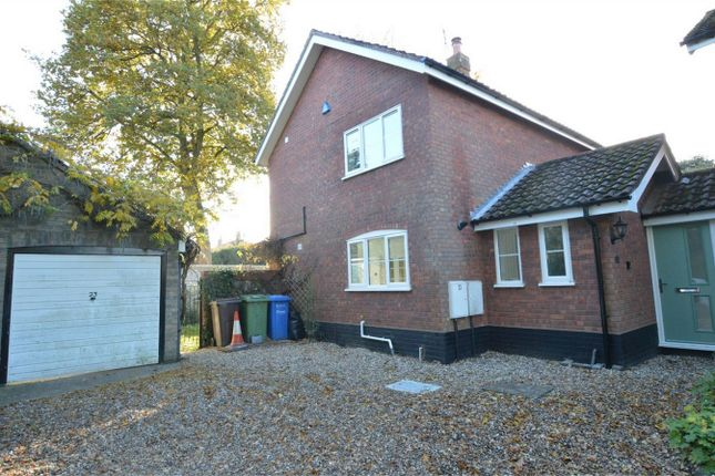 Thumbnail Detached house for sale in Mount Pleasant, Norwich, Norfolk