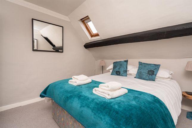 Bedroom of High Street, Blockley, Gloucestershire GL56