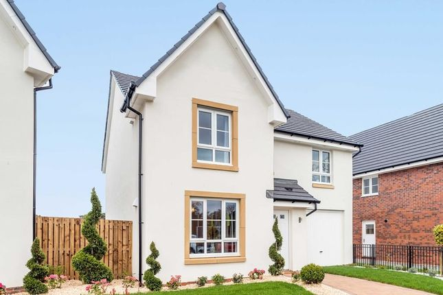 "Thumbnail Detached house for sale in ""Dunbar"" at Salters Road, Wallyford, Musselburgh"