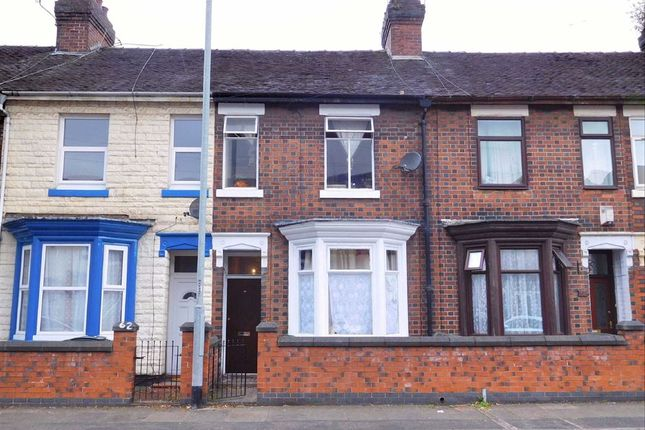 Thumbnail Commercial property for sale in Campbell Road, Stoke-On-Trent, Staffordshire