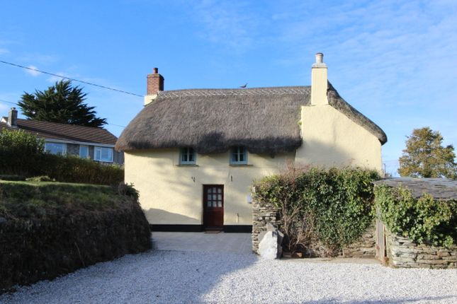 Thumbnail Cottage to rent in Narkurs, Cornwall
