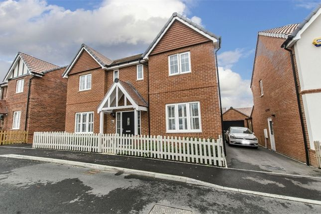 Thumbnail Detached house for sale in Chiltern Crescent, Fair Oak, Eastleigh, Hampshire