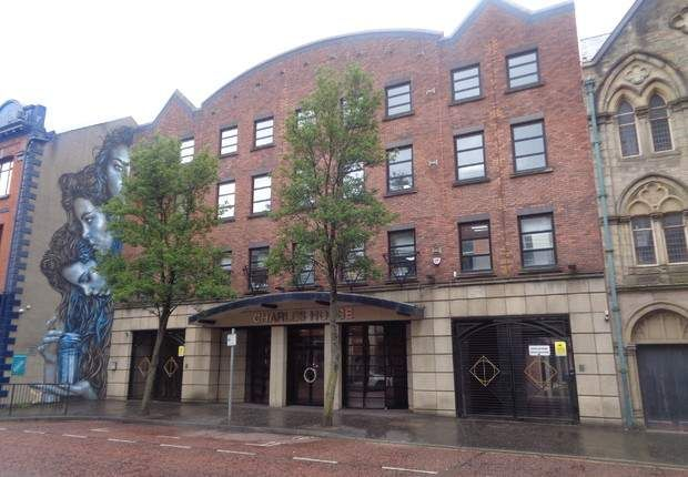 Office to let in Charles House, 103-111 Donegall Street, Belfast, County Antrim
