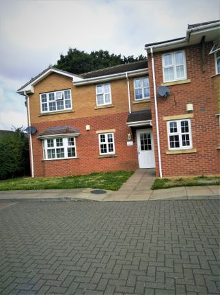 Thumbnail Flat to rent in Shelley Court, Coventry
