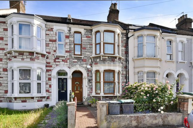 Thumbnail Terraced house for sale in Earlsmead Road, London