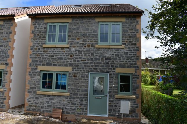 Thumbnail Detached house for sale in Badminton Road, Frampton Cotterell, Bristol