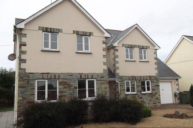 Thumbnail Property to rent in Goaman Park, Hartland, Bideford