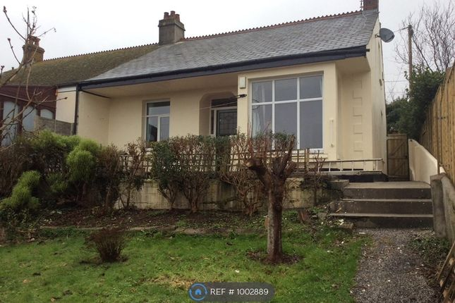 2 bed bungalow to rent in Belmont Road, St. Austell PL25