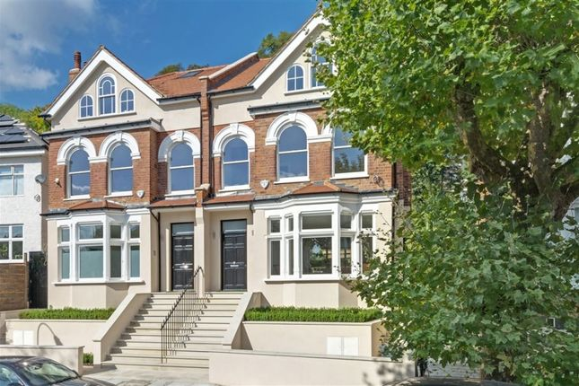 Thumbnail Semi-detached house to rent in Stanhope Gardens, Highgate