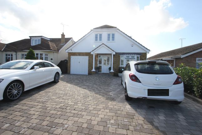 Thumbnail Detached house for sale in Oxford Road, Ashingdon, Rochford