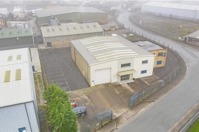 Thumbnail Light industrial for sale in Halifax Way, Pocklington Industrial Estate, York