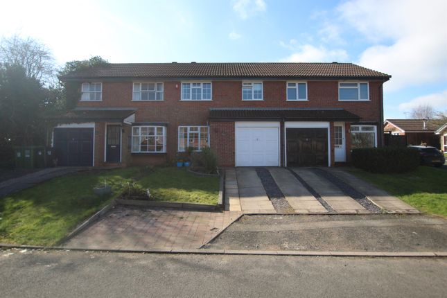 Thumbnail Terraced house to rent in Sydnall Close, Redditch