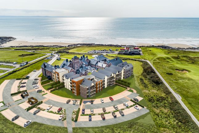 Thumbnail Flat for sale in The Links, Rest Bay, Porthcawl