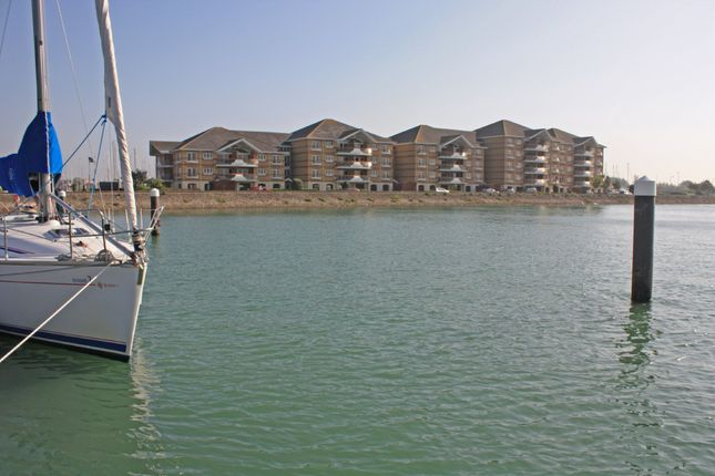 Thumbnail Flat to rent in Mizzen House, Lock Approach, Port Solent
