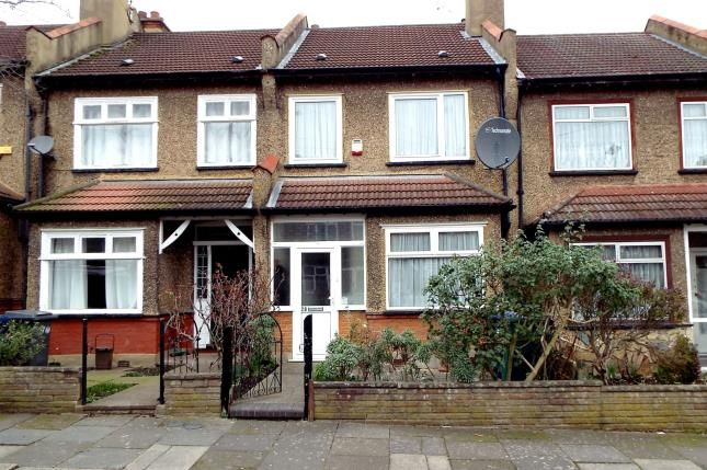 Thumbnail Terraced house for sale in Marne Avenue, London