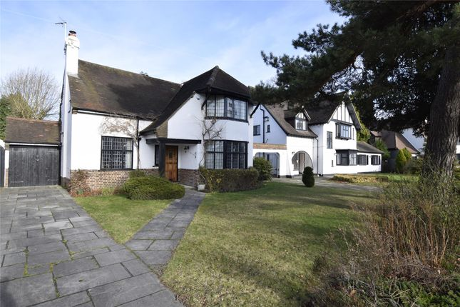 Thumbnail Detached house to rent in Wood Ride, Petts Wood, Orpington, Kent