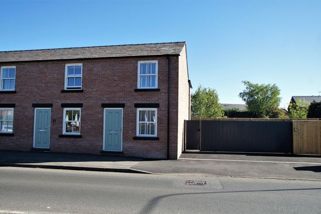 Thumbnail Property for sale in Middlewich Road, Holmes Chapel, Crewe