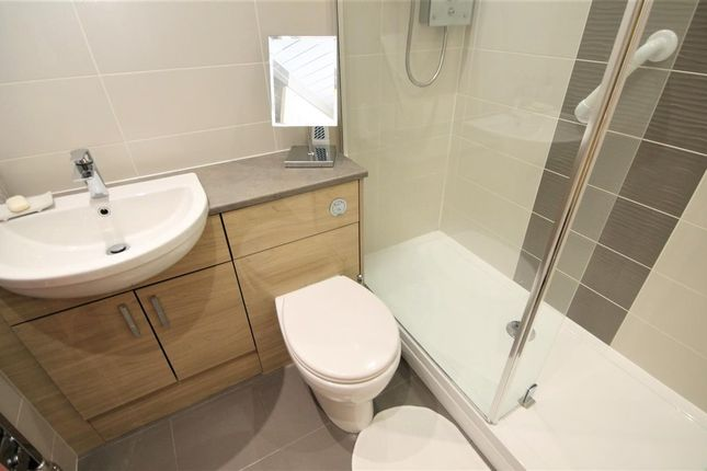 Bathroom of Academy Street, Coatbridge ML5